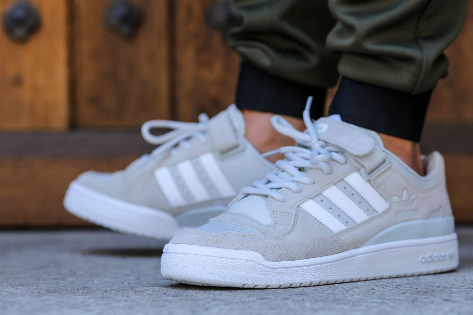 grande vente 90f79 cb1c4 adidas Brings Back the Forums for Summer | Sole Collector