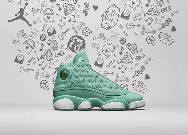 Air Jordan 13 What Is Love Pack 2