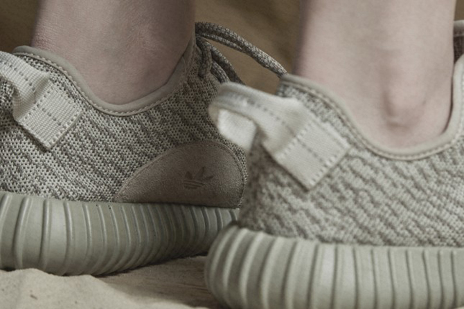 Crep Protect on the 'Moonrock' adidas Yeezy Boost 350