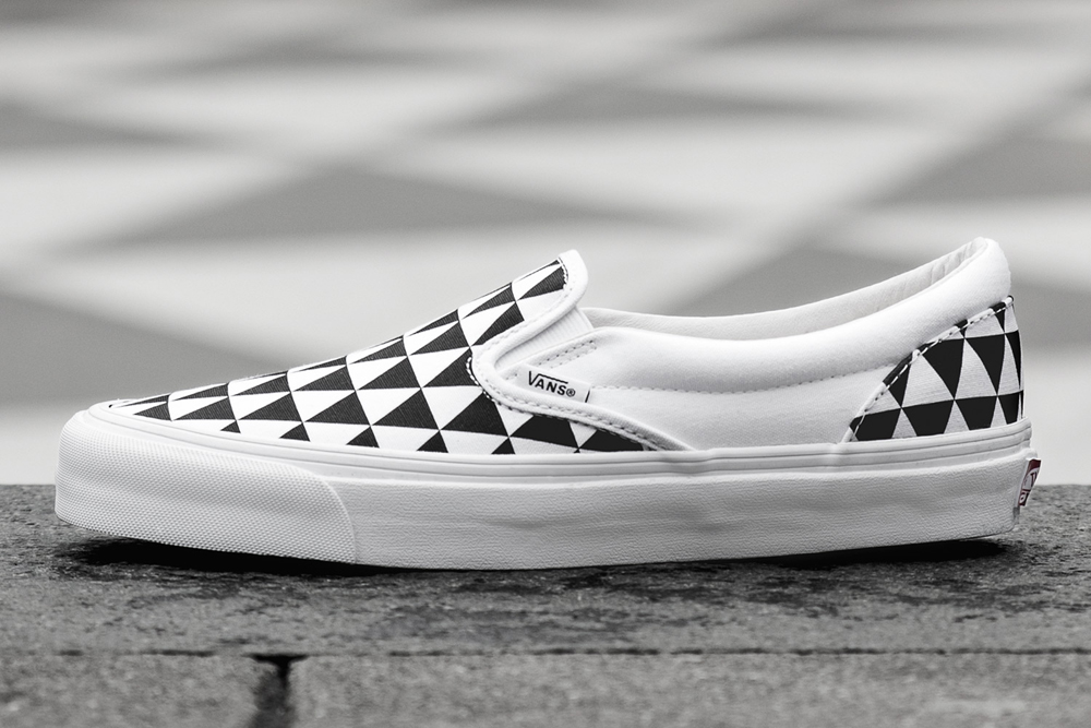 16045f43d3 Europeans Will Appreciate This Sneakersnstuff x Vans Collab