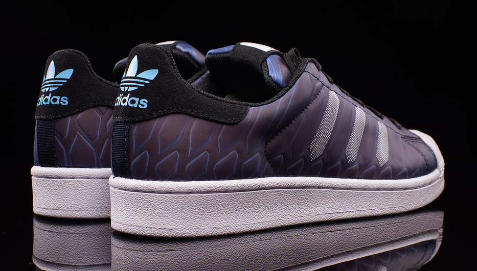 newest a0cb7 9e336 These Adidas Superstars Change Color