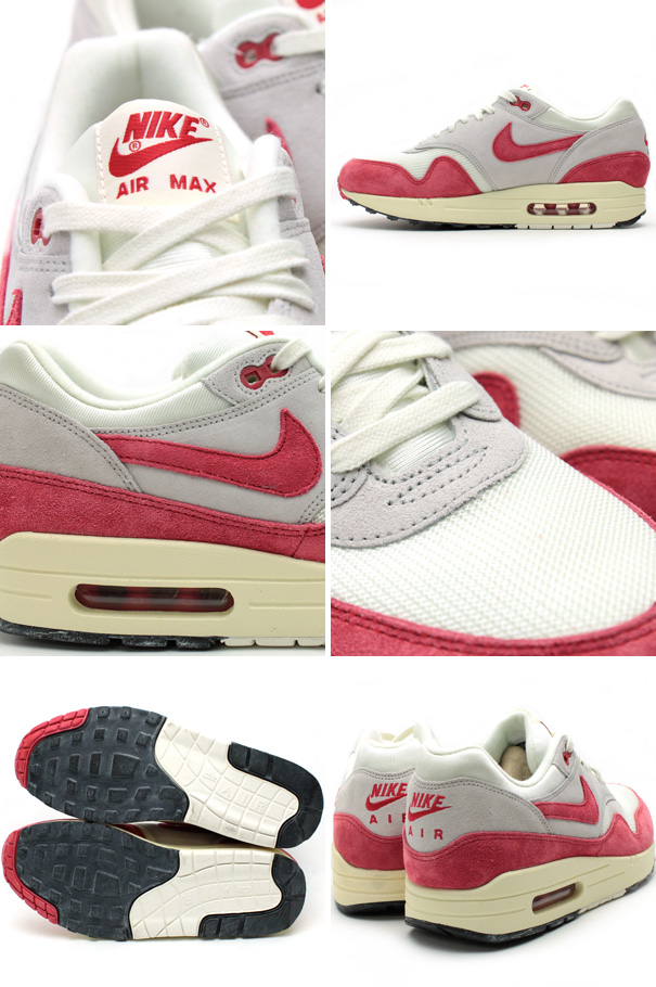 Women's Cheap Nike Air Max 1 Ultra 2.0 LE 'White & University Red'. Cheap Nike