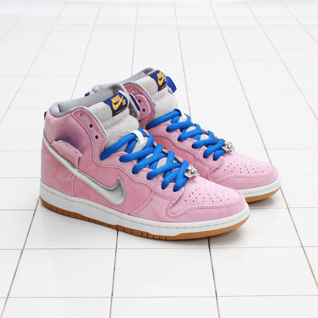 Concepts x Nike SB Dunk High - Release