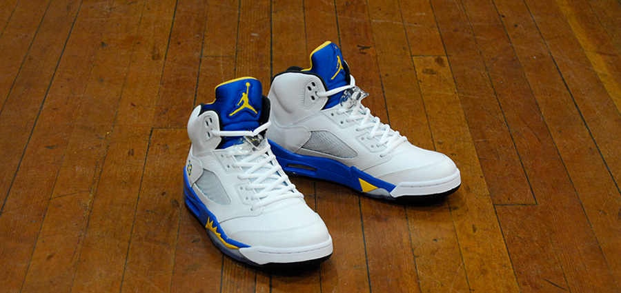 Air Jordan 5 V Retro Laney 2013