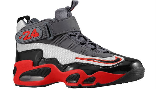 Nike Air Griffey Max 1 Pure Platinum/Black-Cool Grey-Pimento