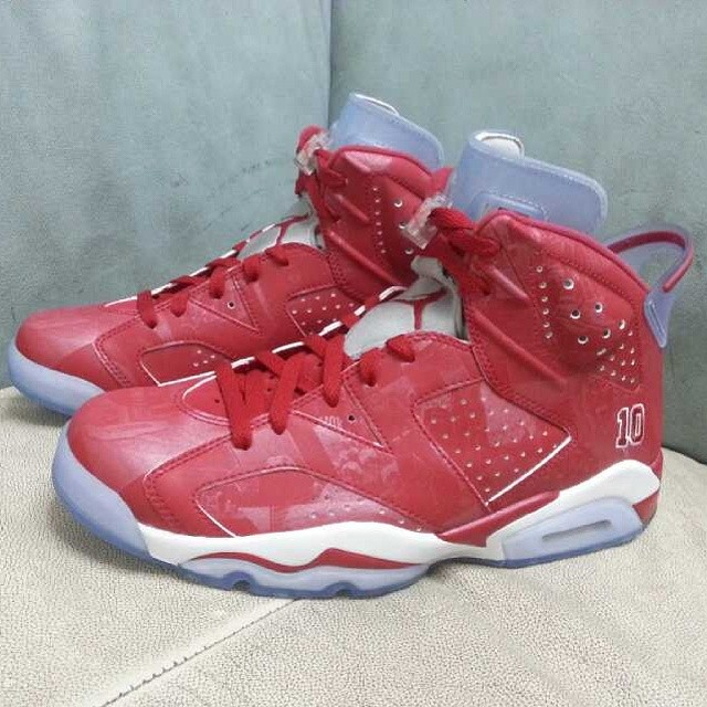 Air Jordan VI 6 Retro Slam Dunk Manga 717302-600 (20)
