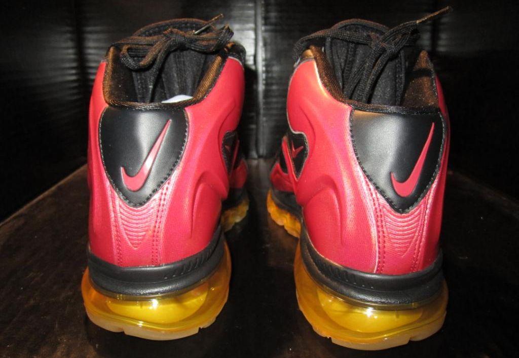 3ccb99e40f4f Nike Air Max Flyposite Black Gym Red (2)