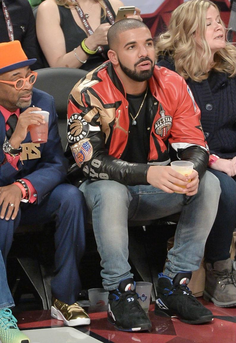 Drake Has a Black Version of the  Kentucky Blue  Air Jordan 8  1b15711b3