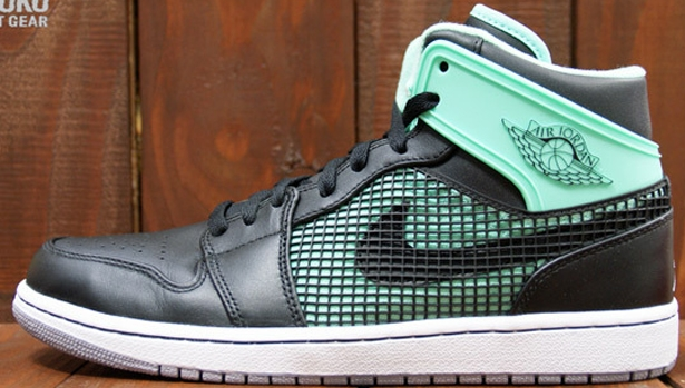 Air Jordan 1 Retro '89 Green Glow