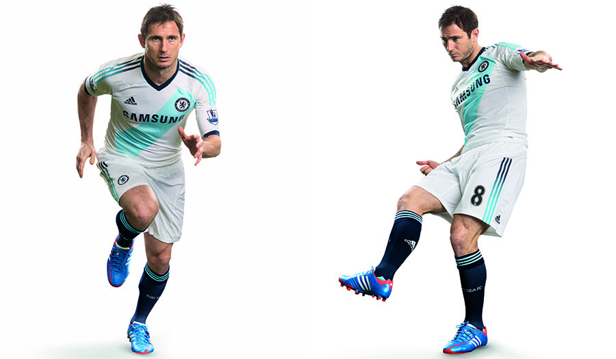 51694e22dd5 adidas Unveils 2012-2013 Chelsea FC Away Kit | Sole Collector
