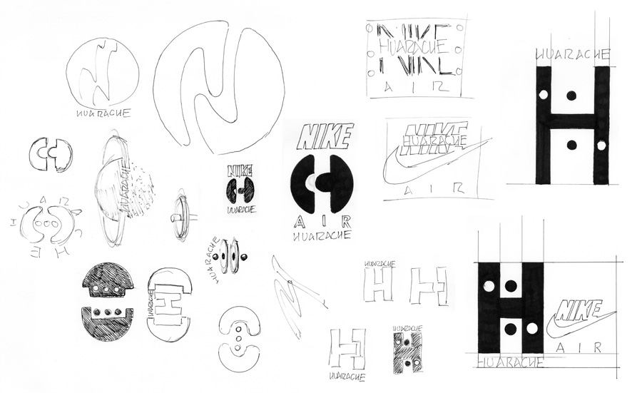 Además galería virtual  buy > nike air huarache logo, Up to 60% OFF