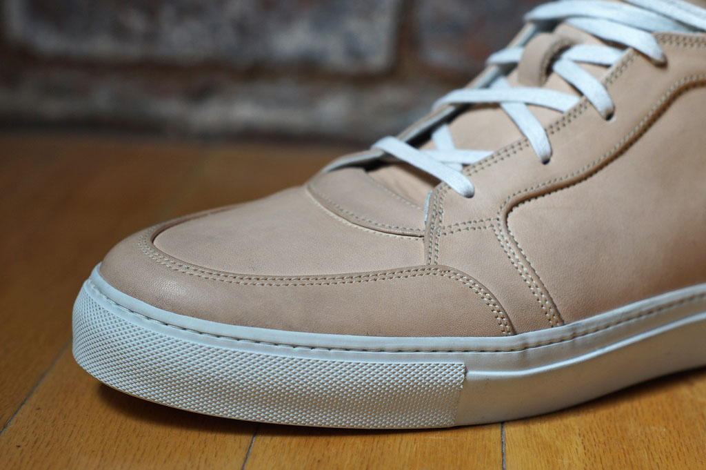JBF Customs Primo Tan Sneaker (10)
