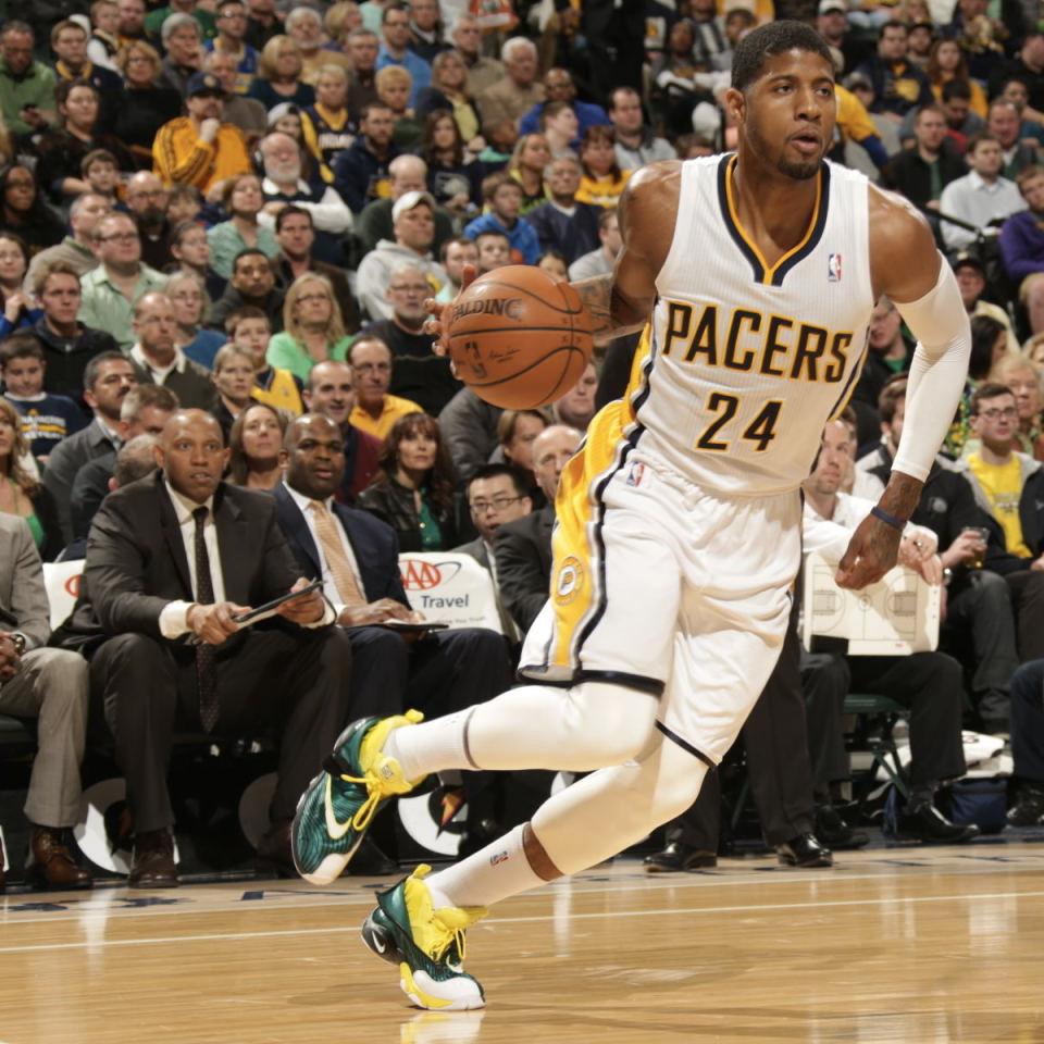 Sole Watch // NBA Players Wear Green