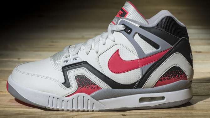 Nike Air Tech Challenge 2 'Hot Lava' Profile