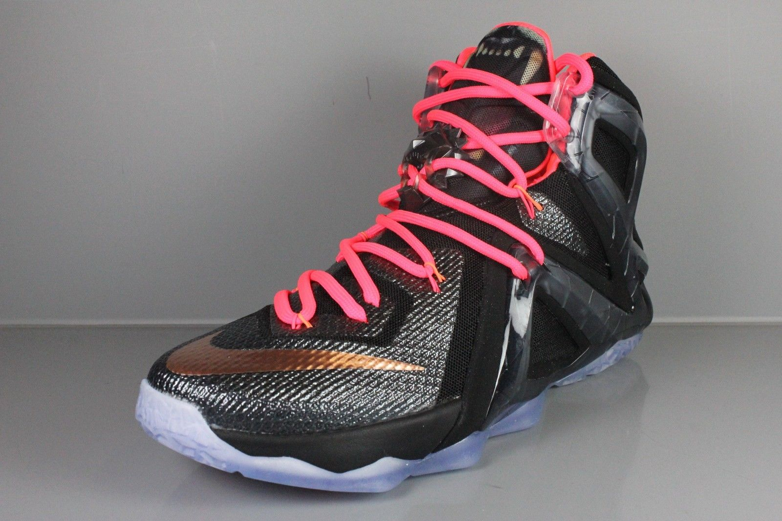 8113a62eef696 Will LeBron James Ever Wear This Nike LeBron 12 Elite