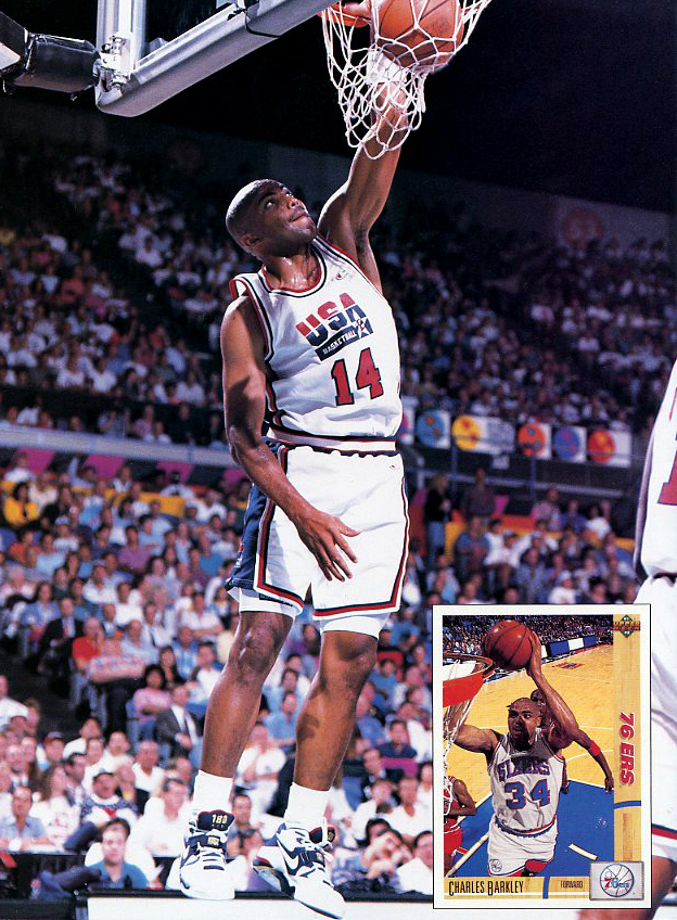 timeless design 586cb ab722 ... Olympic Air Jordan VII, but Charles Barkley did wear them en route to  being the leading scorer of the Dream Team. Plus, they ve never released  with a ...
