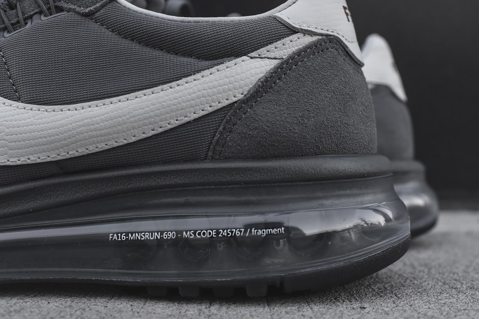 Fragment Nike Air Max LD Zero 885893-002 Detail