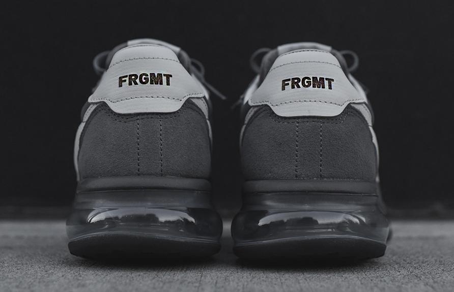 Fragment Nike Air Max LD Zero 885893-002 Heel