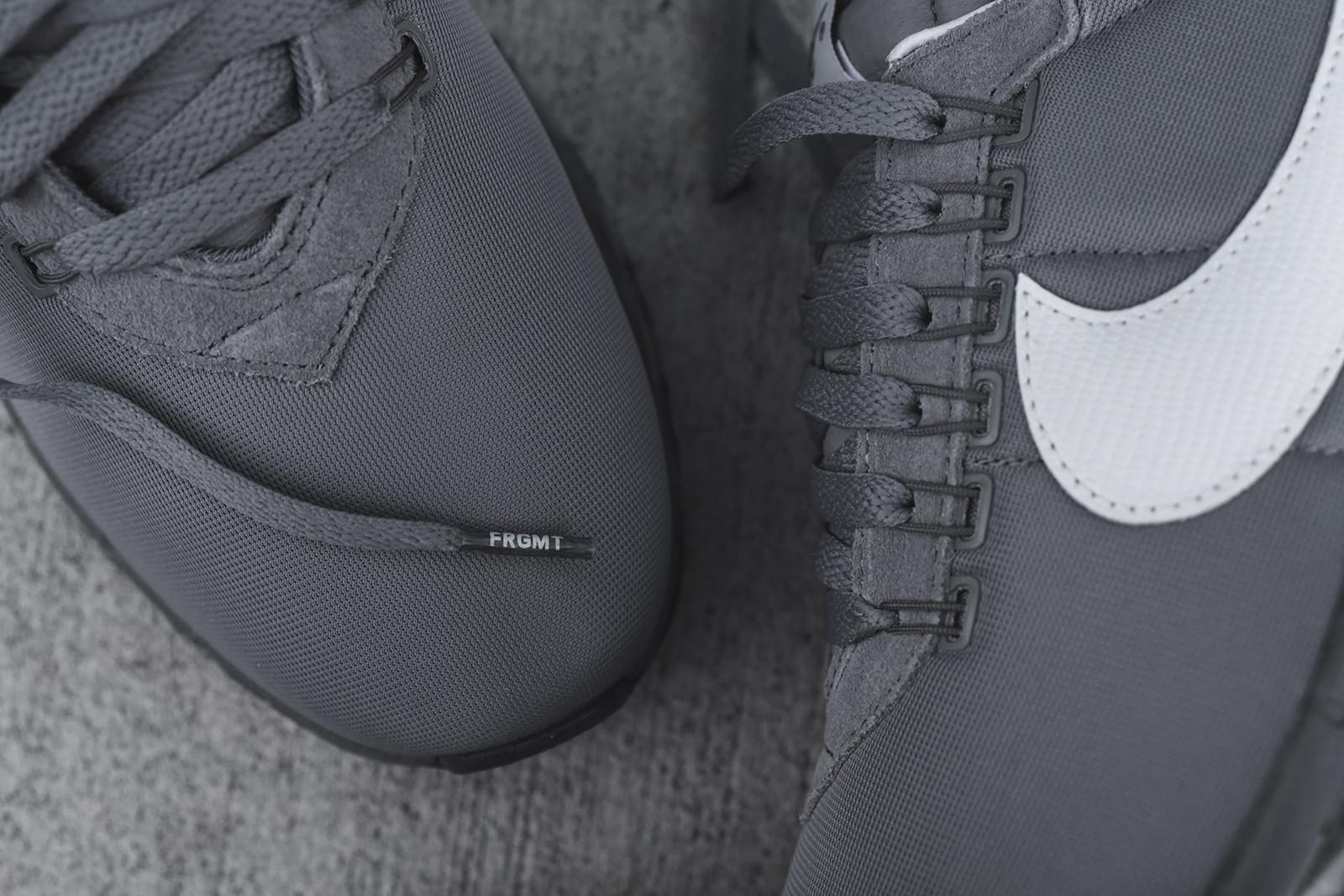 e1ad20a6045f Fragment Nike Air Max LD Zero 885893-002 Toe Detail