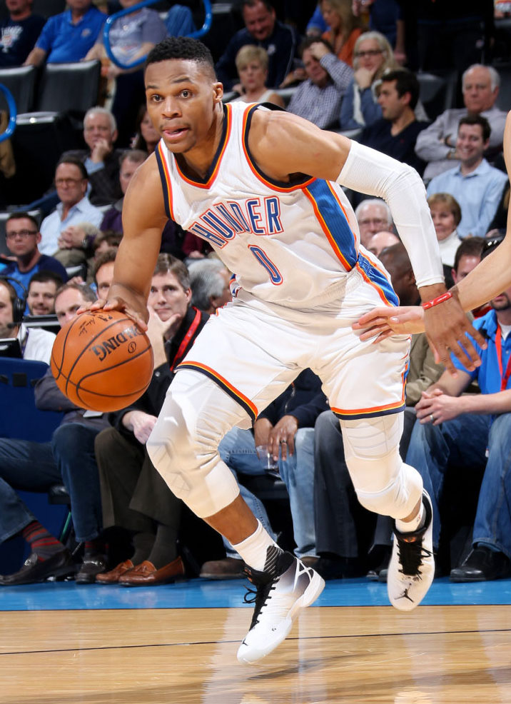 Russell Westbrook Debuts the Air Jordan XXX (4)