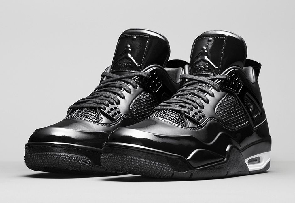 official photos 8ff3a 43eb4 How to Buy the  Black Patent  Air Jordan 11Lab4 on Nikestore   Sole ...
