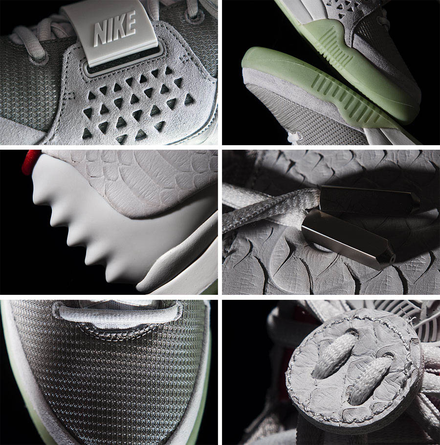Nike Air Yeezy 2 Wolf Grey Pure Platinum 508214-010 (3)