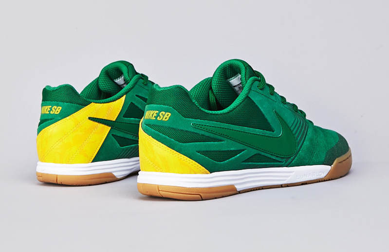 newest 36baf 2754c ... Nike SB Lunar Gato World Cup Edition - Brazil ...