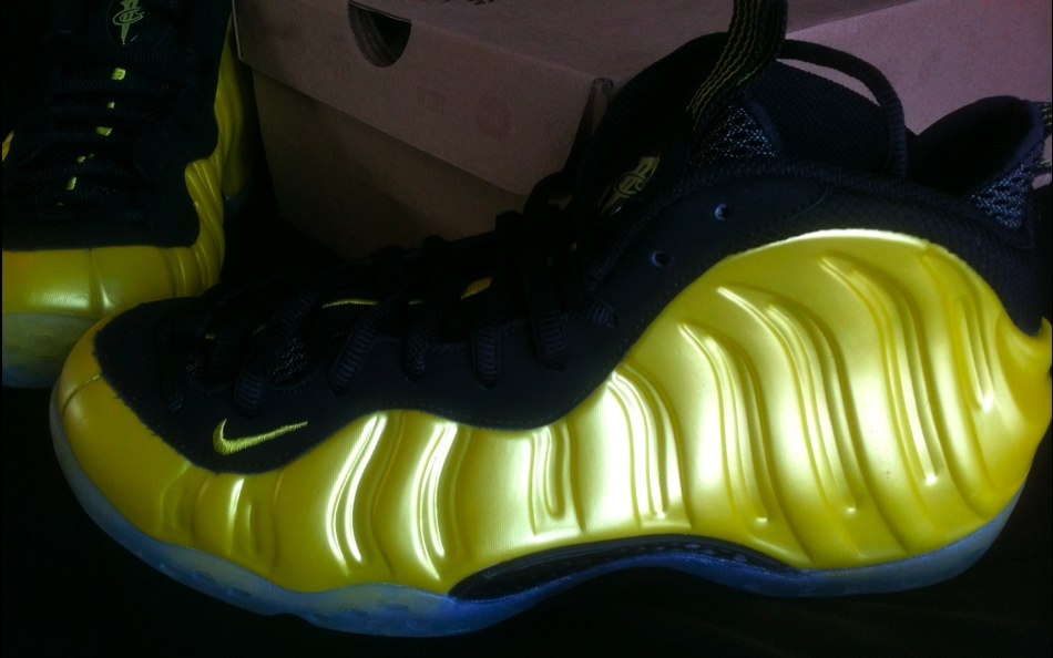 be99d9e150f Nike Air Foamposite One - Electrolime