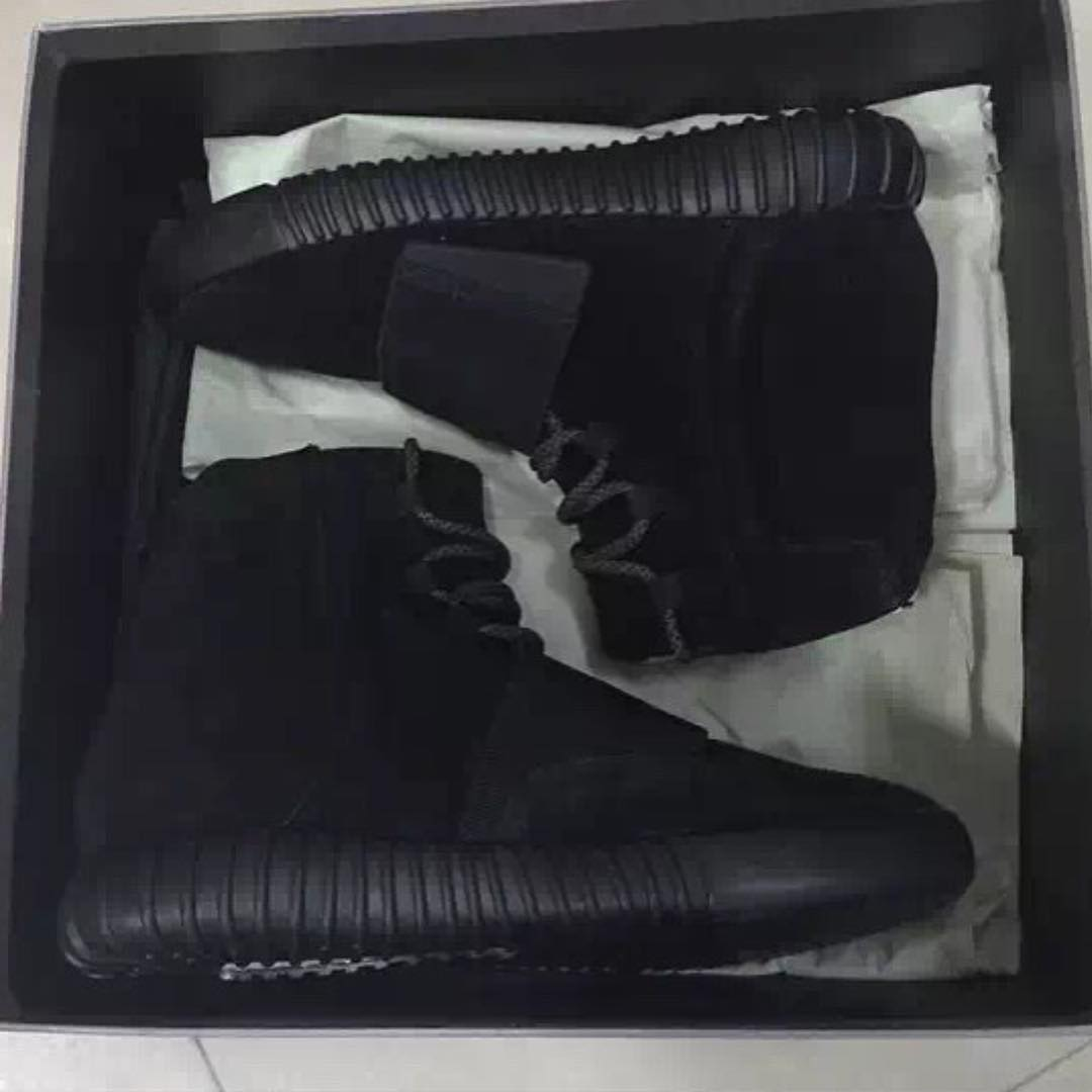 adidas Yeezy 750 Boost Black (1)