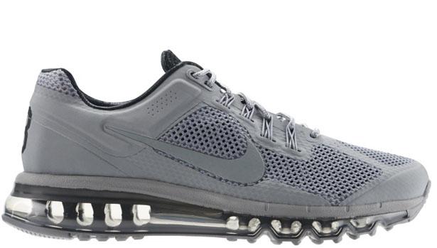 Nike Air Max 2013 QS Stealth/Black-Stealth