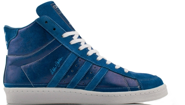 adidas Originals Jabbar Hi Blue/White