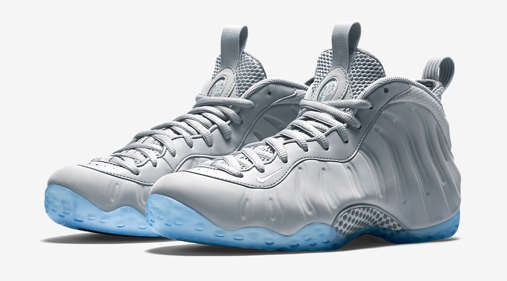 Grey Suede Foamposites