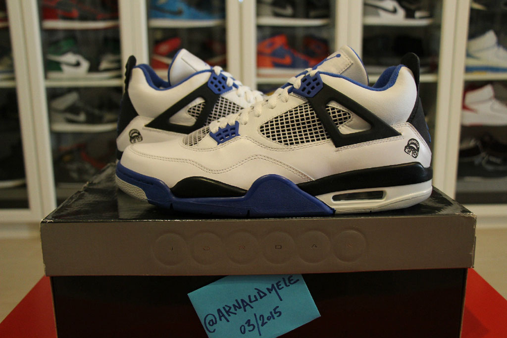 new concept 9486a ee6c7 The 'Motorsports' Air Jordan 4 Is Available for $30,000 ...
