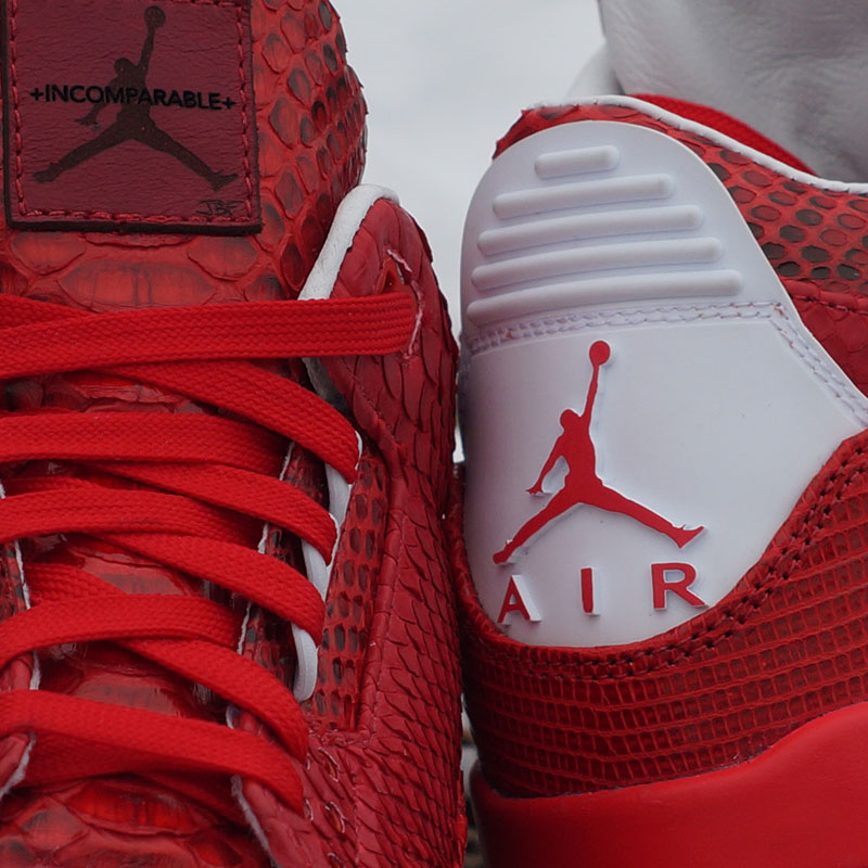 Air Jordan 3 'Valentine's Day' by JBF Customs (8)