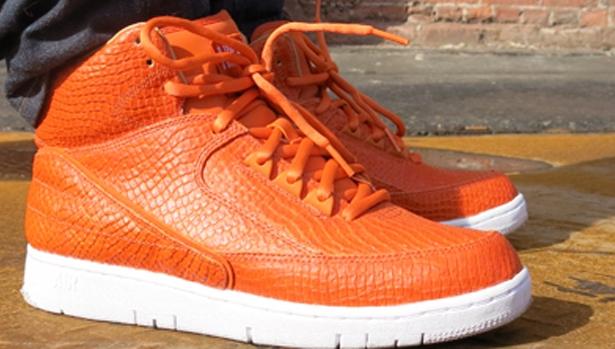 Nike Air Python Lux SP Starfish/Starfish-Total Orange