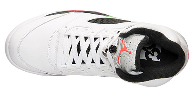 low priced 80a0d edcee Your Best Look Yet at the 'Poison Green' Air Jordan 5 | Sole ...