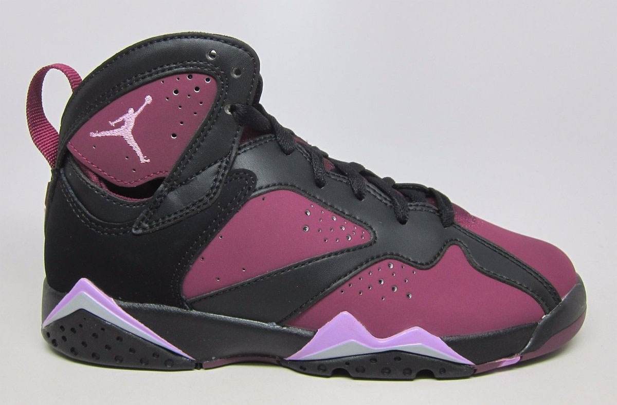 Air Jordan 7 Girls Mulberry Release Date