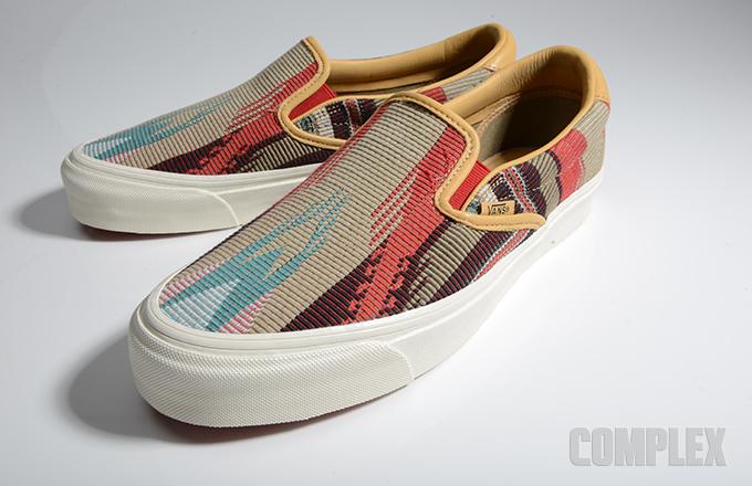 Taka Hayashi Reimagines the Vans Slip