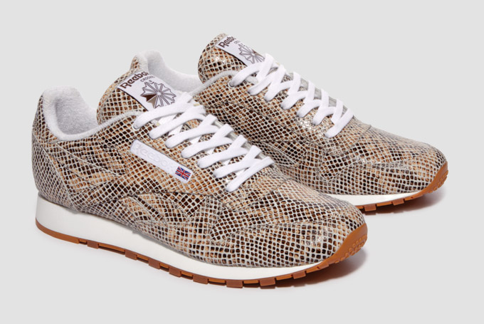 Top 10 Collaborations of October 2013 Crooked Tongues x Reebok Wannabes
