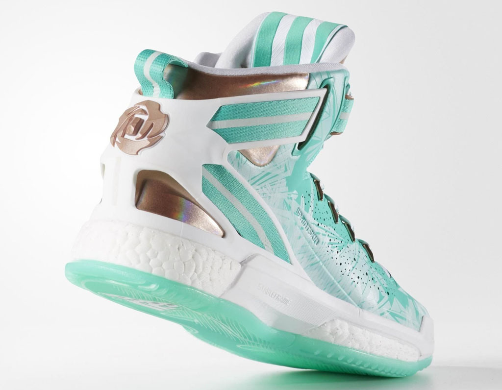 c91665a820c0 The  Christmas  adidas D Rose 6 Unwrapped