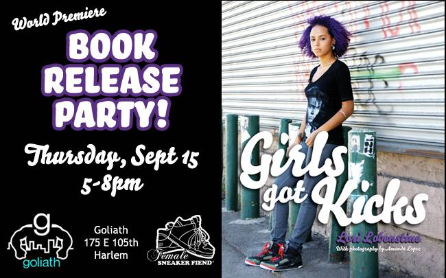 Girls Got Kicks Tour NYC