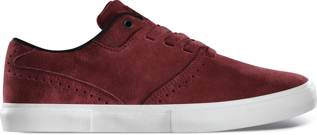etnies Jose Rojo Pro Model Burgundy