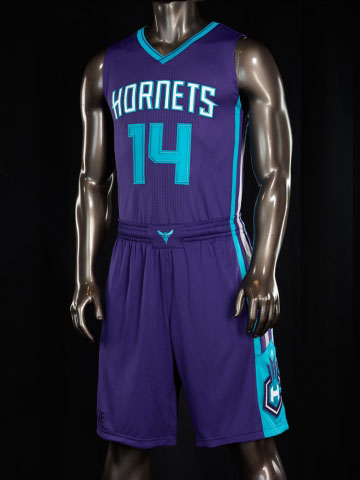 Charlotte Hornets Unveil New Uniforms for 2014-2015 Season (7)