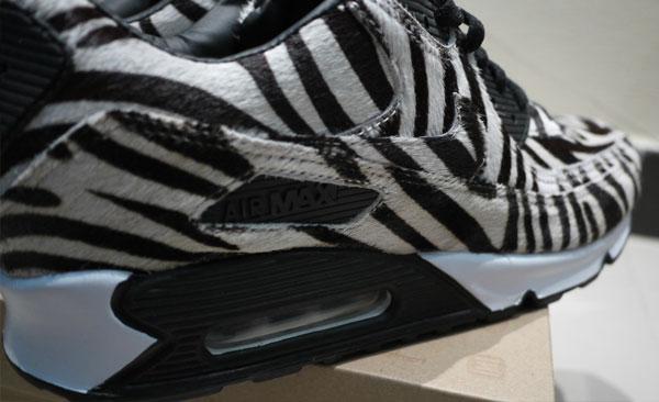 new style 20261 86410 Nike Air Max 90 iD - Zebra