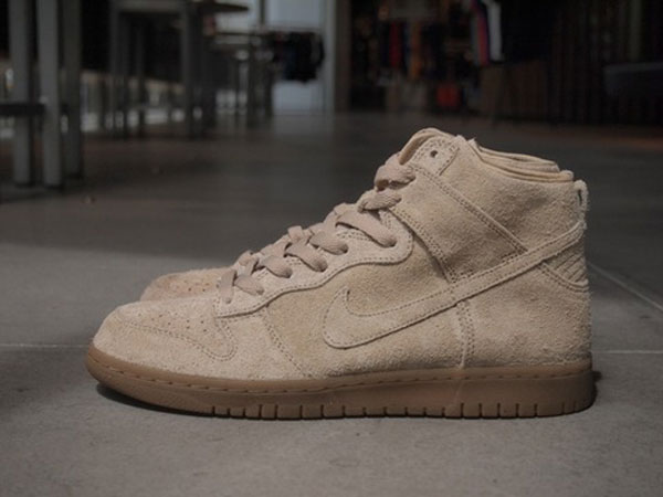 detailed look c1599 1a796 Nike Dunk High Premium - Deconstruct Pack - Detailed Look ...