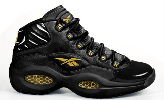 Reebok Question Black Gold J848294 (1)