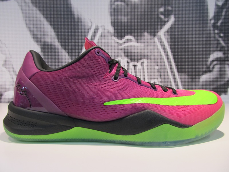 4837c8ef4e4 Stay tuned to Sole Collector for further details on the  Mambacurial  Nike  Kobe 8 System.
