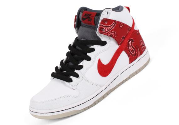 Nike SB Dunk High - \