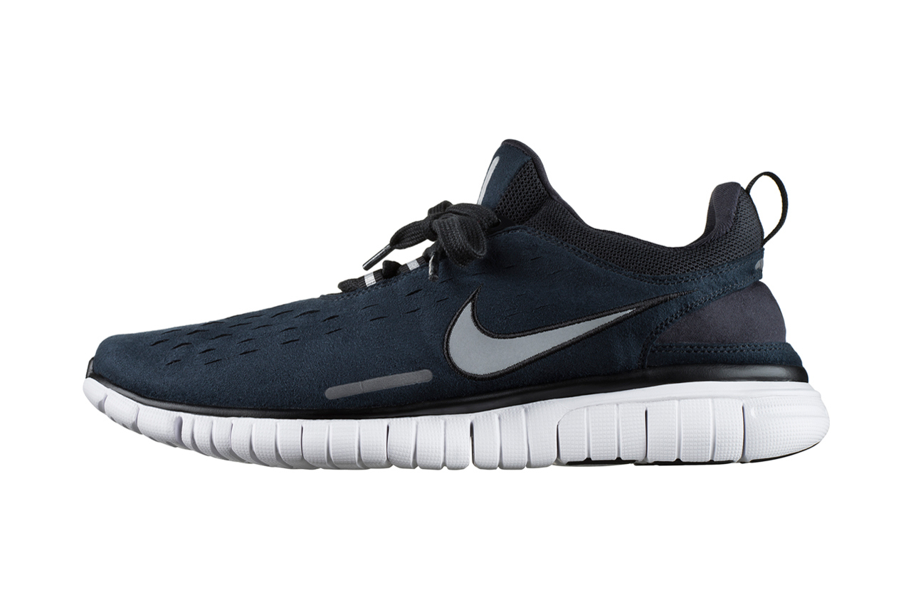 best service 9a593 a6832 A.P.C. x Nike Free OG Black