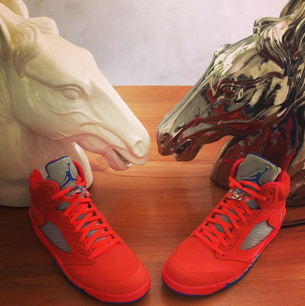 Air Jordan 5 Retro - Carmelo Anthony PE